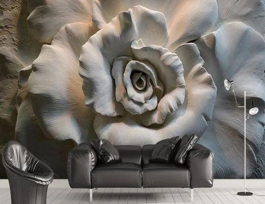 Цветы 3D